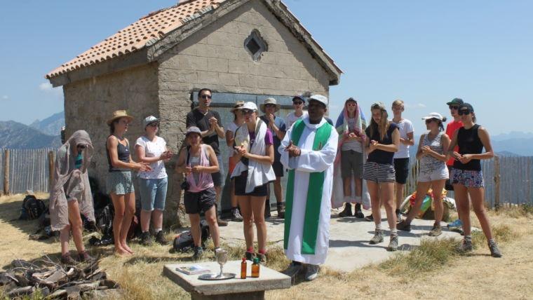 Célébrations à la chapelle Saint-Elisée