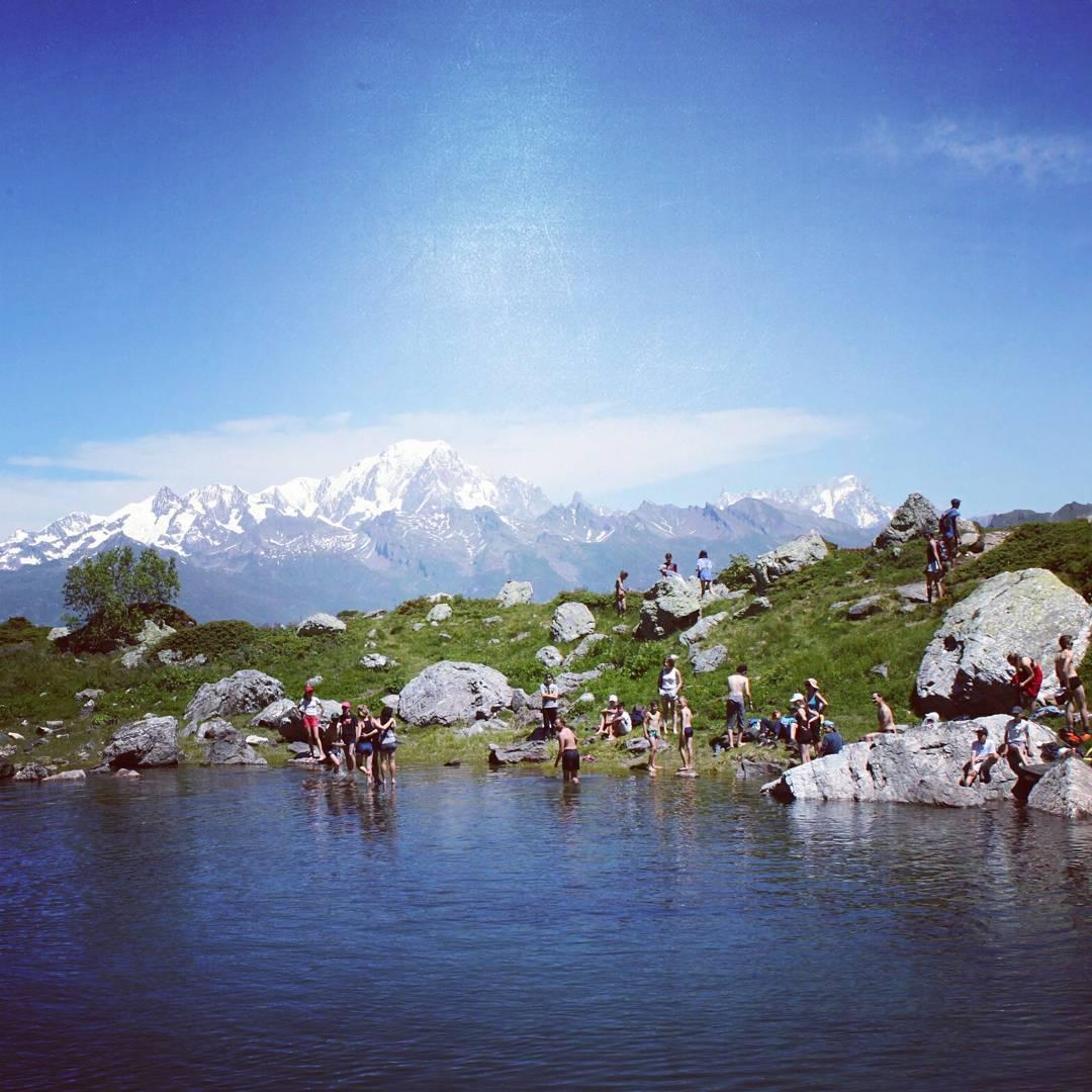 Lac de l'étroit