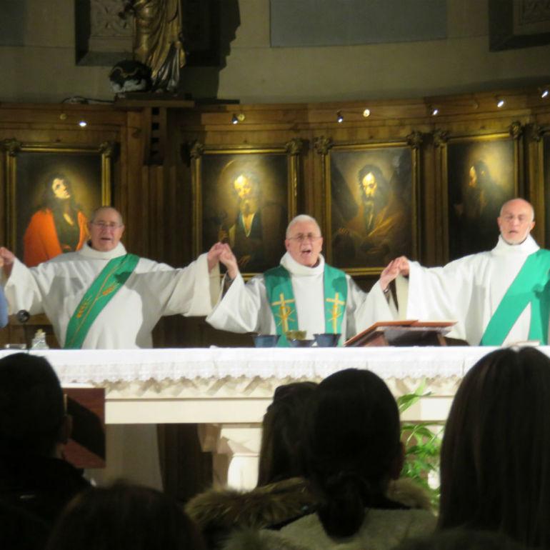 Quels liens entre « Pauvretés – Diaconie – Diacres » ?