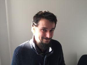 Matthieu PERRIN, animateur pour les deux départements de la Savoie au sein du Secours catholique