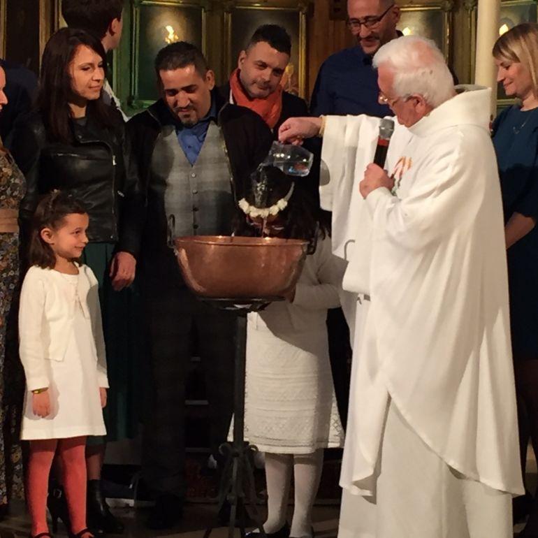 La fête du Baptême
