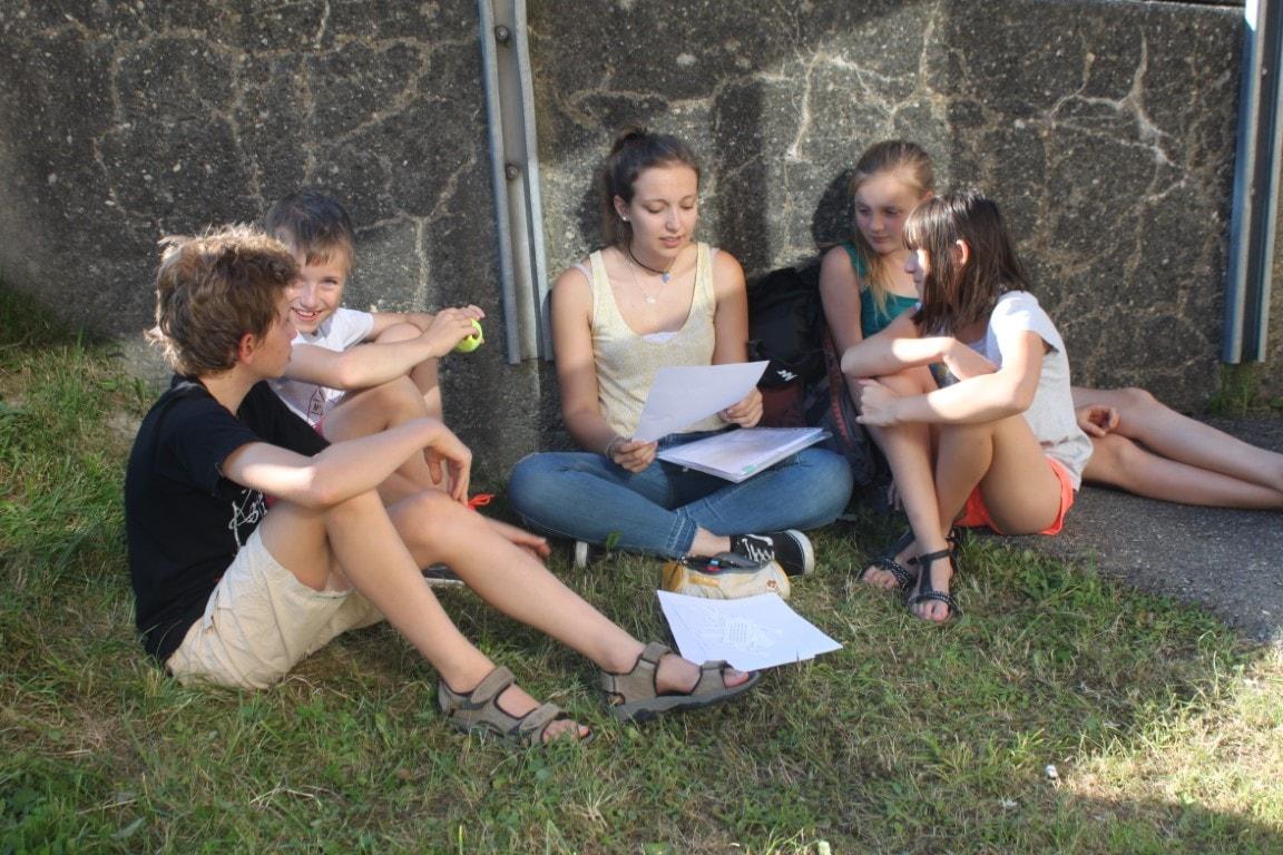 Temps de réflexion en groupe sur la Bienveillance