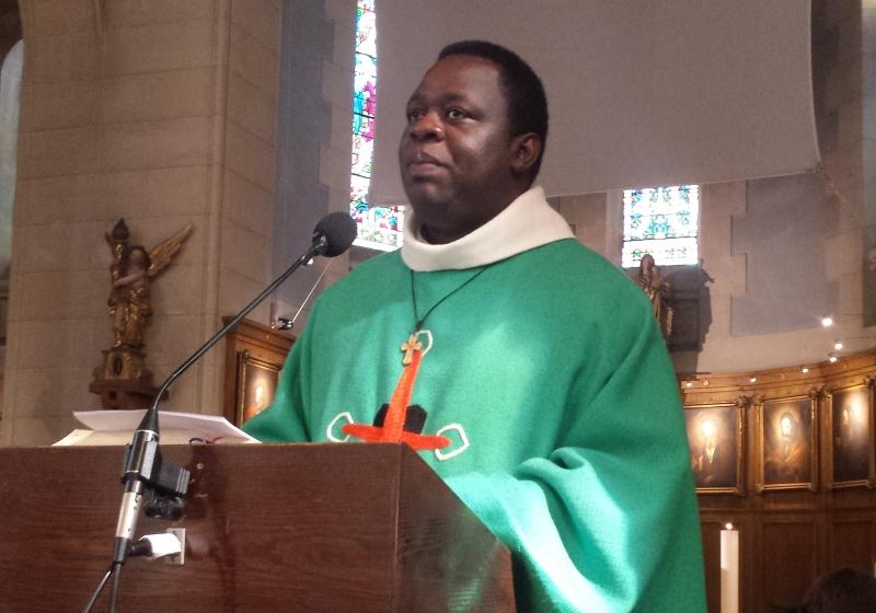 Père Richard BAMBARA – 12 août 2018