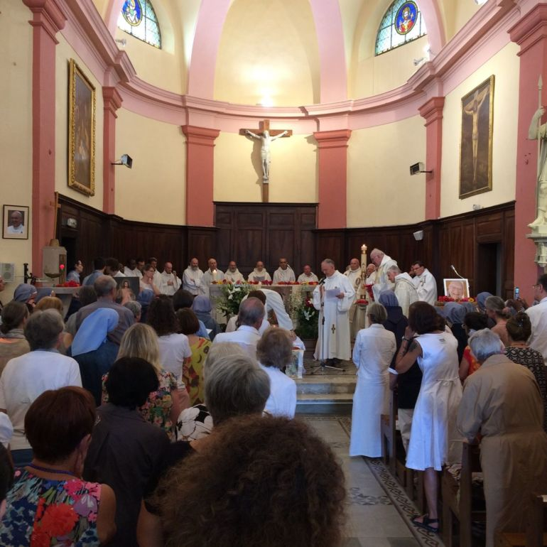 Des communautés religieuses dans la vie