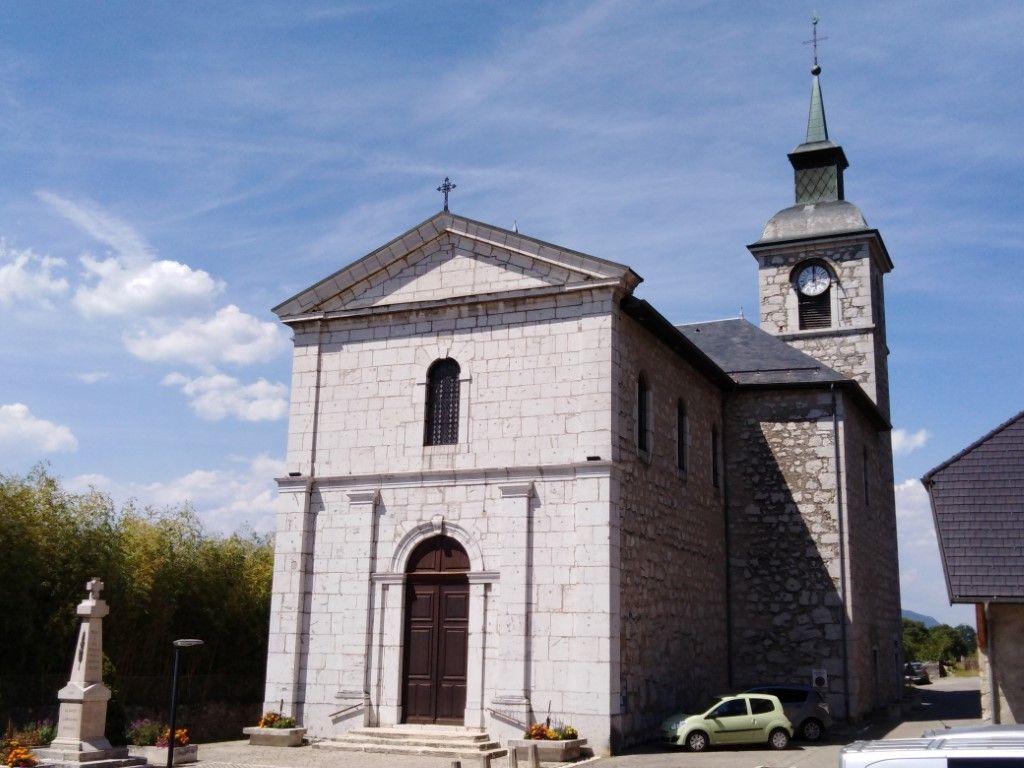 Eglise de Méry