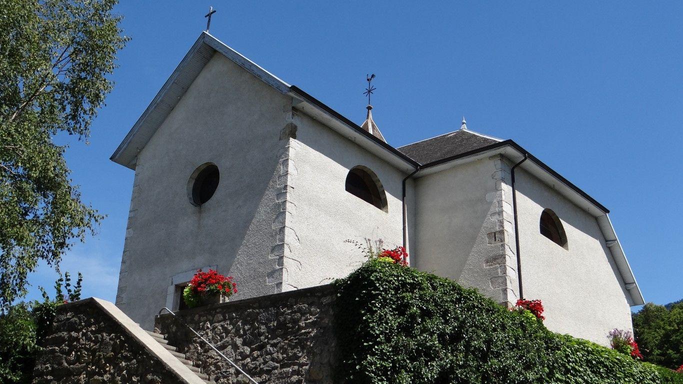 Eglise de Pugny