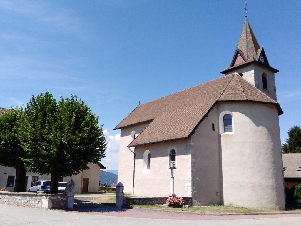 Eglise de Trévignin