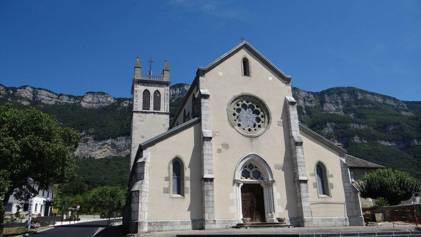 Eglise de Drumettaz