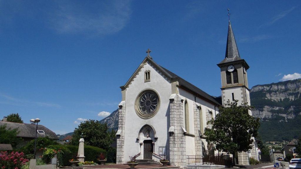 Eglise du Viviers du lac
