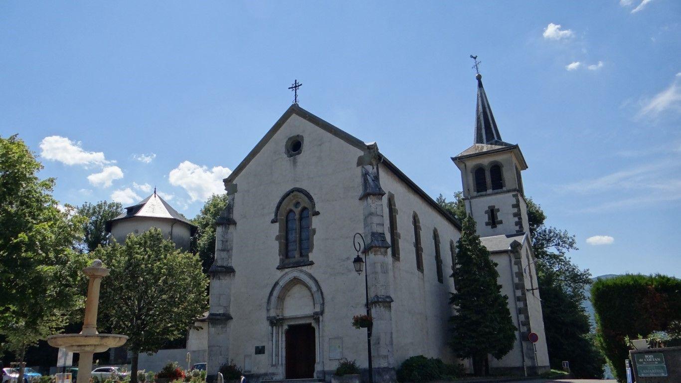 Eglise de Tresserve