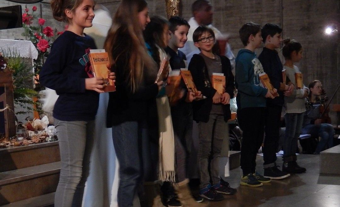 Messe du 24 novembre à Saint Simond