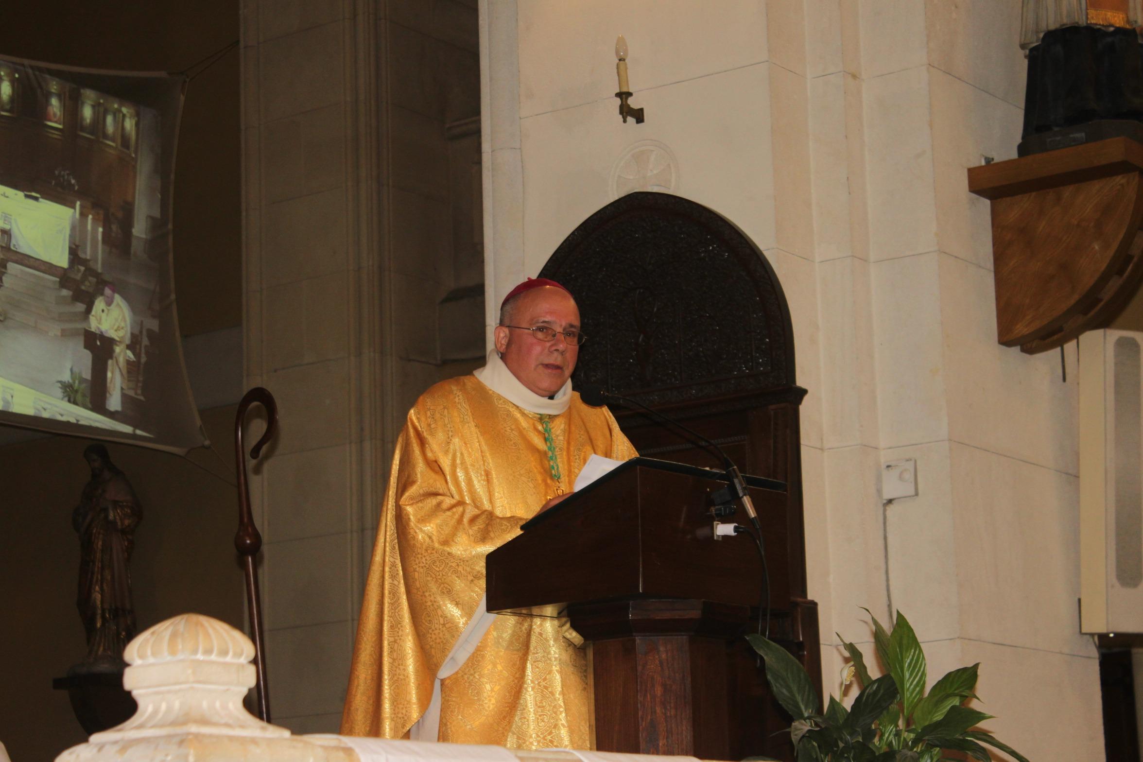 Monseigneur Philippe BALLOT – 26 mai 2019