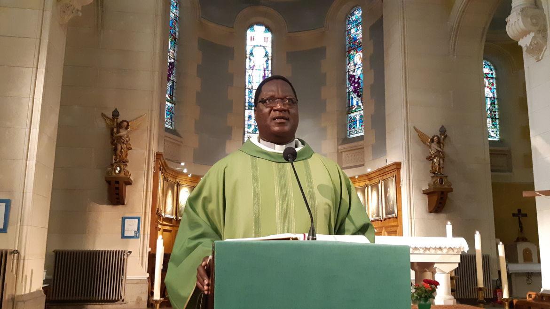 Père Désiré BOUDAH – 01 septembre 2019