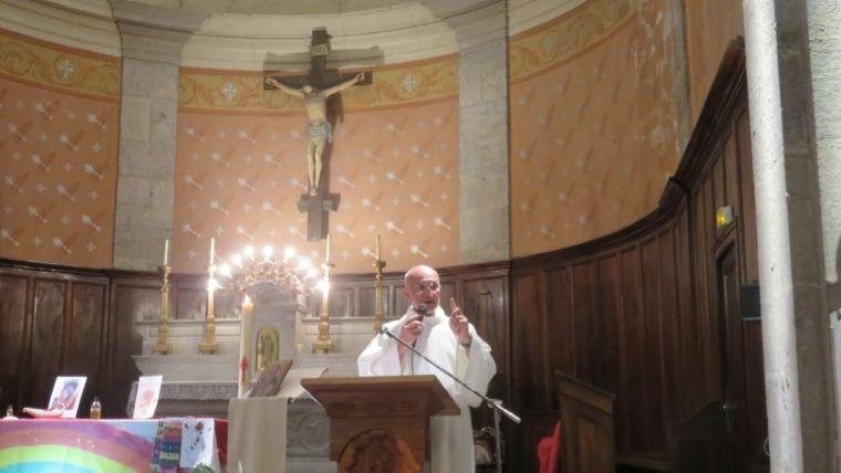 Bernard, diacre, 25 ans d'ordination