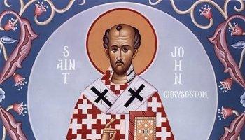 Le corps du Christ. ( Saint Jean Chrysostome. IV° siècle)