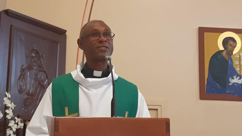 Père Alvaro ALVES DOS SANTOS – 05 septembre 2021