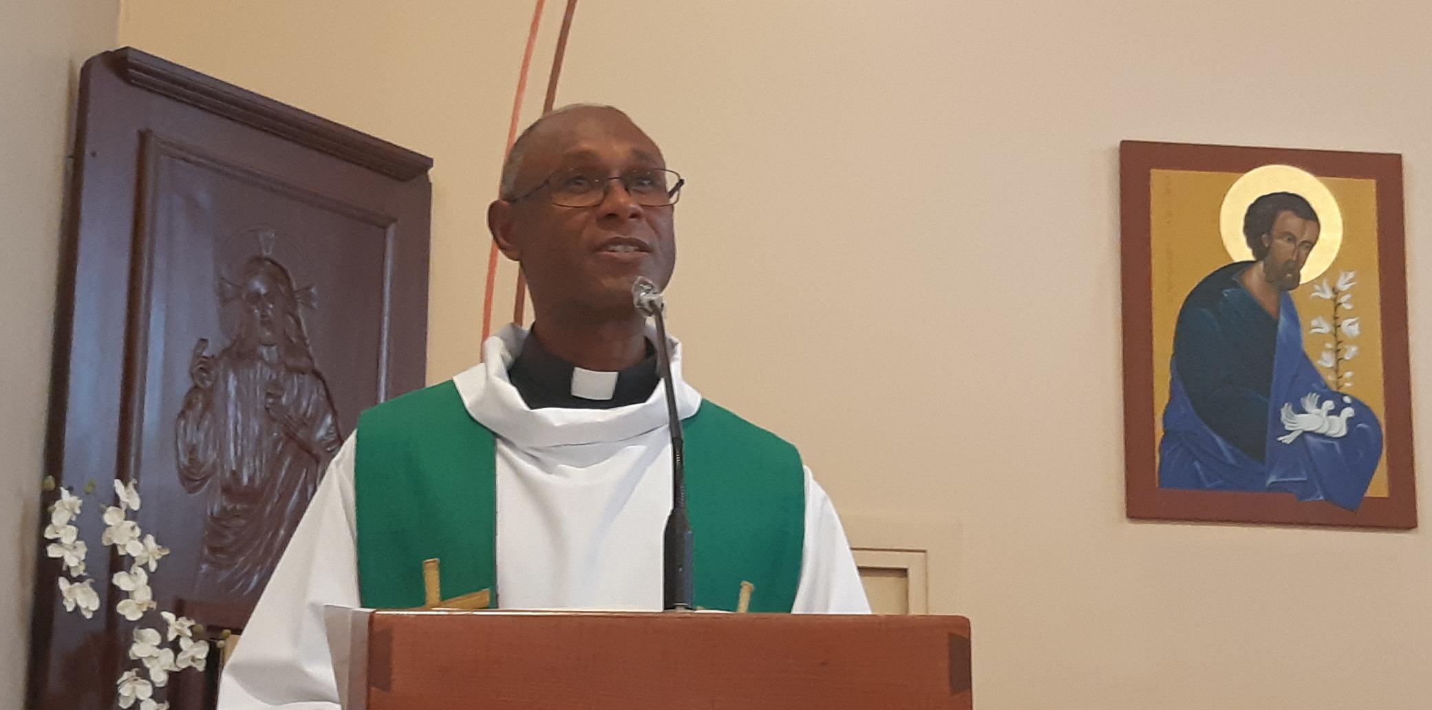 Père Alvaro ALVES DOS SANTOS – 19 septembre 2021