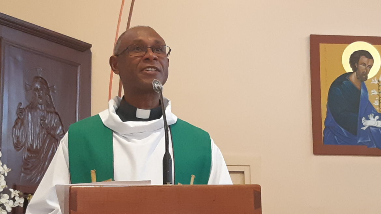 Père Alvaro ALVES DOS SANTOS – 07 février 2021