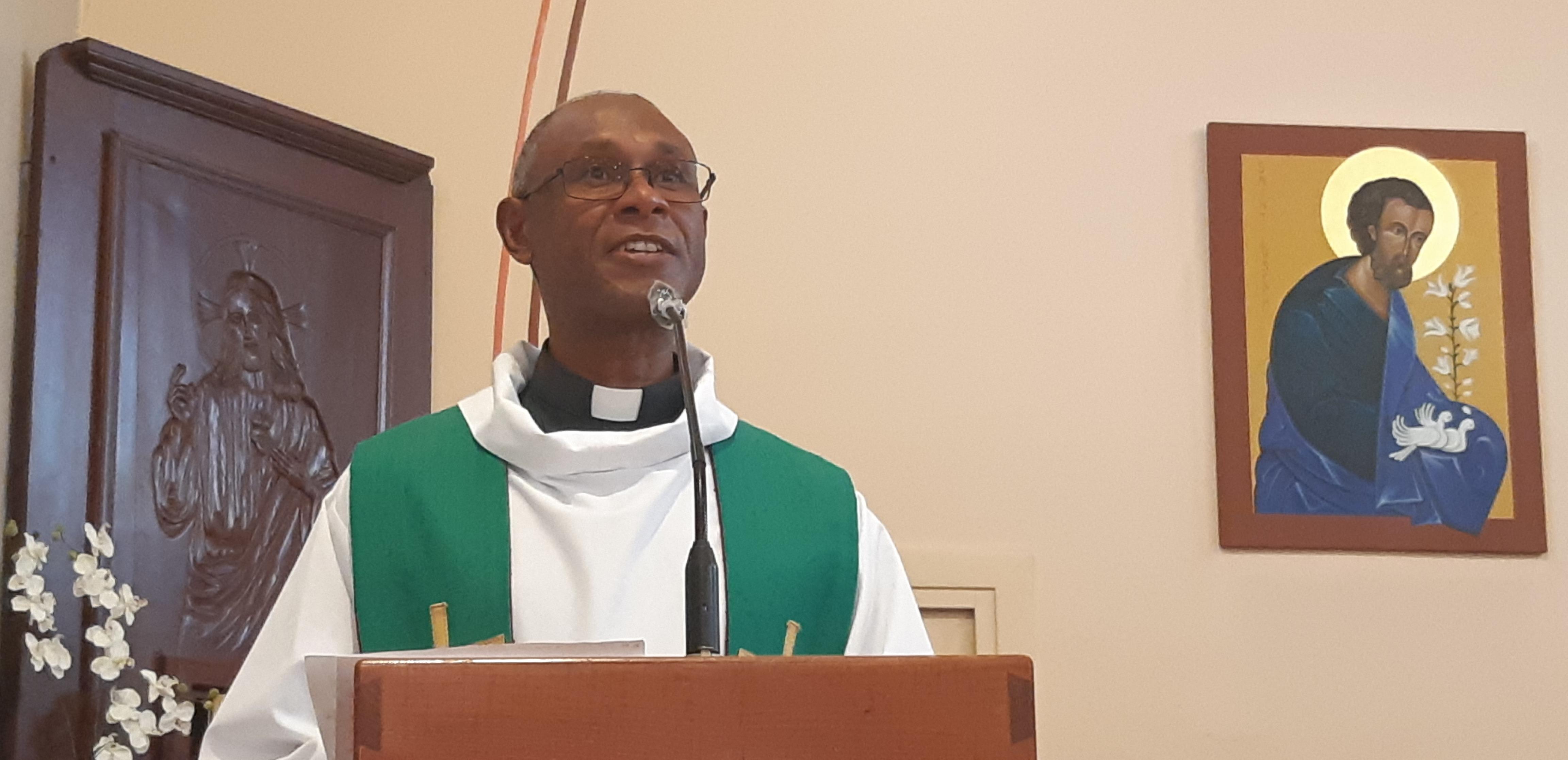 Père Alvaro ALVES DOS SANTOS – 06 mai 2021
