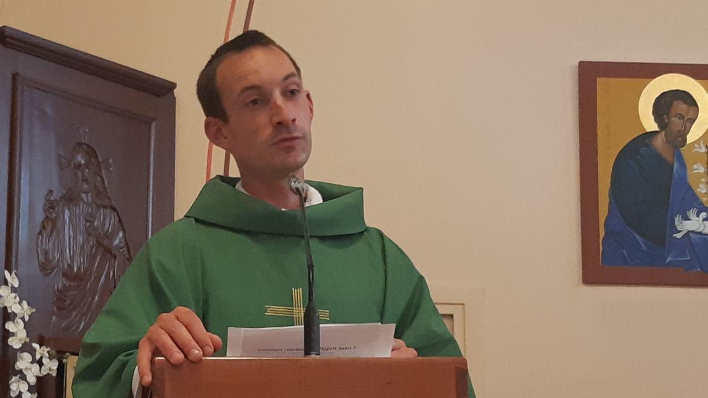 Père Vincent COUTIN – 18 juillet 2021
