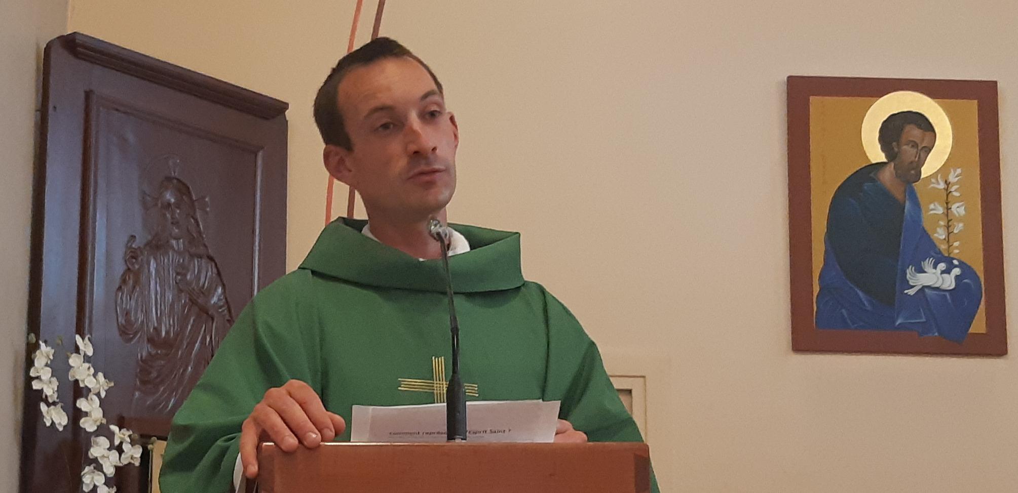 Père Vincent COUTIN – 19 septembre 2021