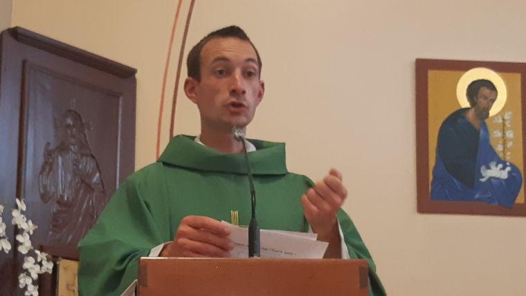 Père Vincent COUTIN – 22 novembre 2020