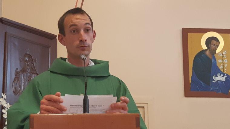 Père Vincent COUTIN – 07 février 2021