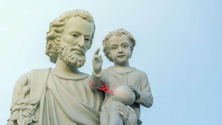 Samedi 20 mars, 9h30 : messe en l'honneur de St Joseph à ND de Myans
